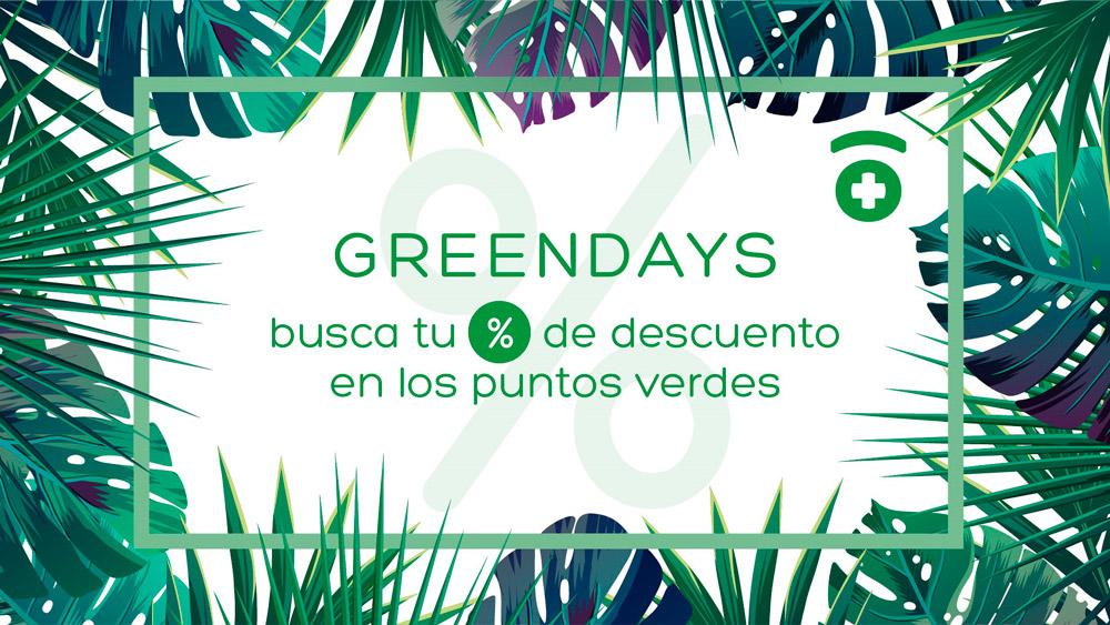 Ofertas Green Days