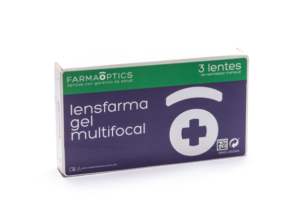 Lensfarma Gel Multifocal