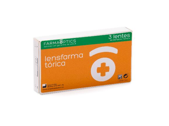 Lensfarma Tórica