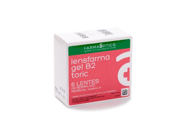 Lensfarma Gel B2 Toric