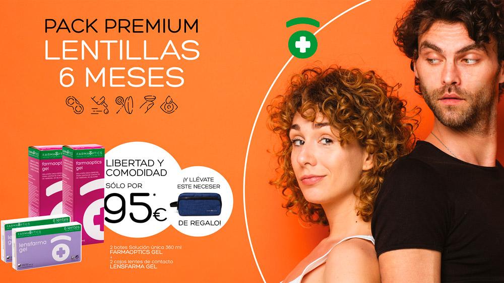 Lentillas Premium
